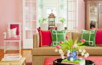 Розовые обои в интерьере: 70+ роскошных идей в нежных оттенках