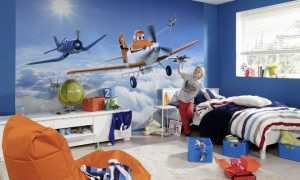 Фотообои для мальчика подростка в детскую комнату