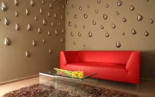 Красивые обои для стен — 170 фото необычных решений в интерьере