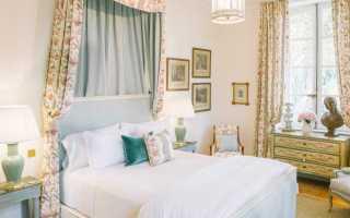Спальня в стиле прованс — 190 фото лучших идей дизайна спальни