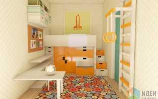 Обои в детскую комнату для мальчиков — идеи и реальные примеры (20 фото)