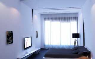 Спальня в голубых тонах — 62 фото стильной прохлады в интерьере