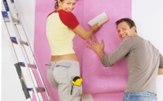 Выравнивание стен под обои гипсокартоном, шпаклевкой, штукатуркой. Плюсы и минусы.