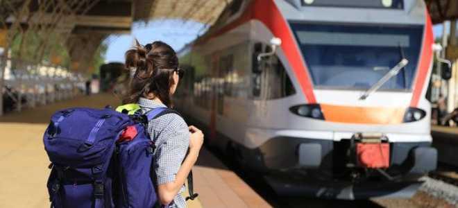 В чем преимущества путешествия на поезде