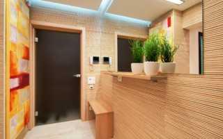 Бамбуковые обои в прихожей: 12 фото стильных интерьеров