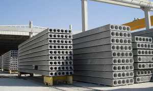 4 примера использования бетонных перекрытий в строительстве