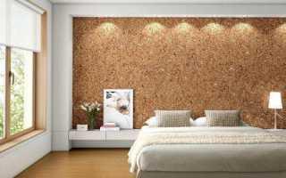 Пробковые панели для стен: стеновые плиты в Леруа Мерлен, листы для внутренней отделки из пробки, как клеить
