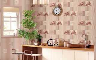 Технология оклейки стен клеенкой