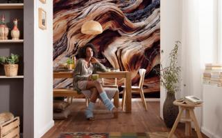 Какие поклеить обои на кухне: 100+ идей современных интерьеров — выбираем фактуру и стиль