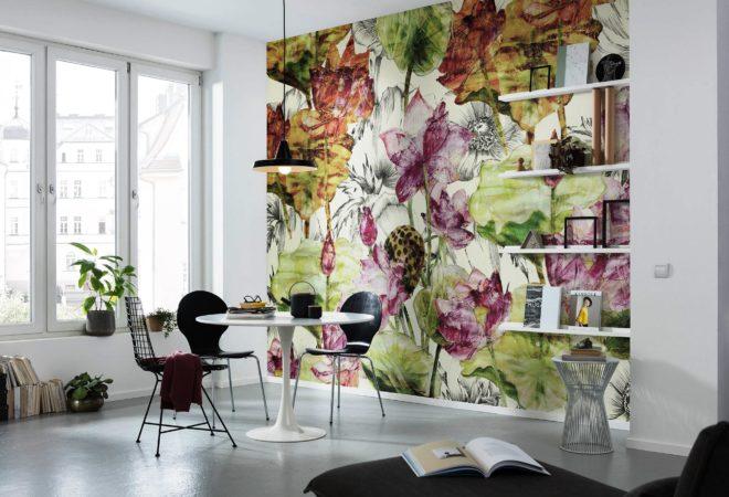 При выборе фотопанно желательно учитывать не только стиль, но и назначение помещения